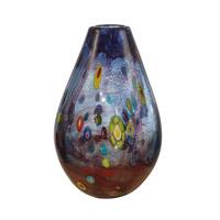 Dale Tiffany Basil Art Glass Vase AV10772