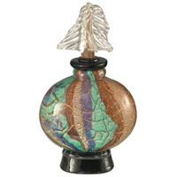 Crackle Perfume Bottle