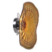 Dale Tiffany AV13108-D20LT Handover 3 Light 20 inch Polished Chrome Wall Sconce Wall Light in 20in Yes