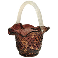 Signature Purple Basket