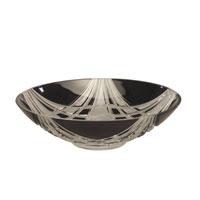 Dale Tiffany Black Shield Bowl GA60839