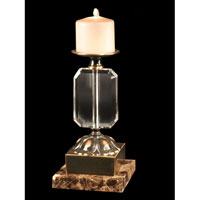Dale Tiffany Florence Candle Holder in Antique Brass GA70067