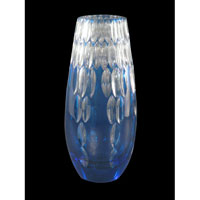 Dale Tiffany Blue Marble Large Vase GA80031
