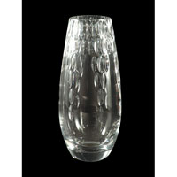 Clear Marble Vase