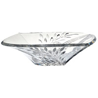 Clear Leaf 13 X 3 inch Bowl