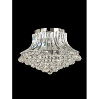 Dale Tiffany Starling 6 Light Chandelier in Polished Chrome GH10124