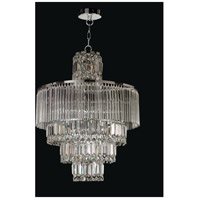 Rossborough 8 Light 20 inch Polished Chrome Chandelier Ceiling Light