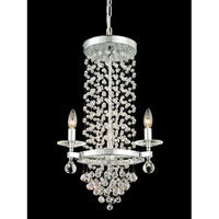 Dale Tiffany Kings Cross 3 Light Pendant in Polished Chrome GH80535