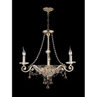 Dale Tiffany St Ives Chandelier 6 Light in Gold Plated GH90110 photo thumbnail