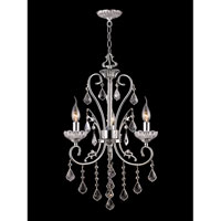 Dale Tiffany Eastbridge 3 Light Chandelier in Polished Chrome GH90123 photo thumbnail