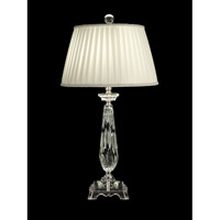 Dale Tiffany Seymour Table Lamp 1 Light in Polished Chrome GT10010
