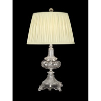 Dale Tiffany Murphy Table Lamp 1 Light in Nickel GT10232