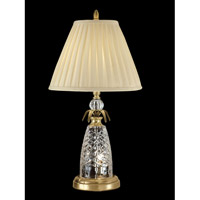 Dale Tiffany Pineapple Night Light 2 Light in Antique Brass GT10360
