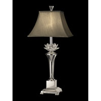 Paseo 30 inch 150 watt Polished Nickel Table Lamp Portable Light