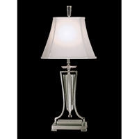 Dale Tiffany Georgetown Table Lamp 1 Light in Polished Chrome GT70425 photo thumbnail
