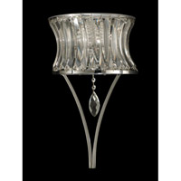 Oceanview 2 Light 10 inch Polished Chrome Wall Sconce Wall Light