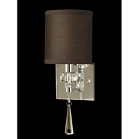 Dale Tiffany Freeport 1 Light Wall Sconce in Polished Chrome GW10737