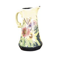 Dale Tiffany English Grarden Porcelain Jug PA500212