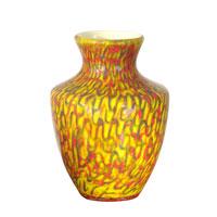Dale Tiffany Jasper Bulbous Vase PG60132