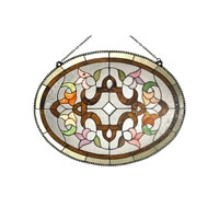 Dale Tiffany Quigley Window Panel SC0065