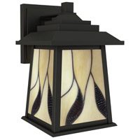 Dale Tiffany STW16134 Geologic 1 Light 11 inch Oil Rubbed Bronze Outdoor Wall Sconce