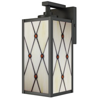 Dale Tiffany STW16136 Ory 1 Light 13 inch Oil Rubbed Bronze Outdoor Wall Sconce