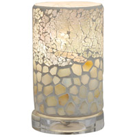 Dale Tiffany TA14185 Evelyn 7 inch 60.00 watt Clear Accent Lamp Portable Light photo thumbnail