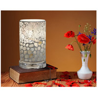 Dale Tiffany TA14185 Evelyn 7 inch 60.00 watt Clear Accent Lamp Portable Light alternative photo thumbnail