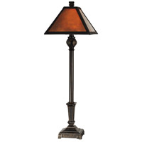 Dale Tiffany Mica Buffet Table Lamp 1 Light in Fieldstone TB11012