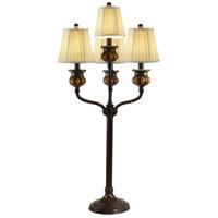 Dale Tiffany TB19016 Springdale 39 inch 60.00 watt Antique Bronze Buffet Lamp Portable Light