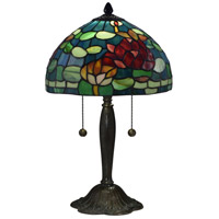 Dale Tiffany Antique Bronze Table Lamps