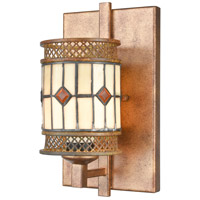 Dale Tiffany TW17021 Minerals 1 Light 7 inch Rustic Bronze Wall Sconce Wall Light