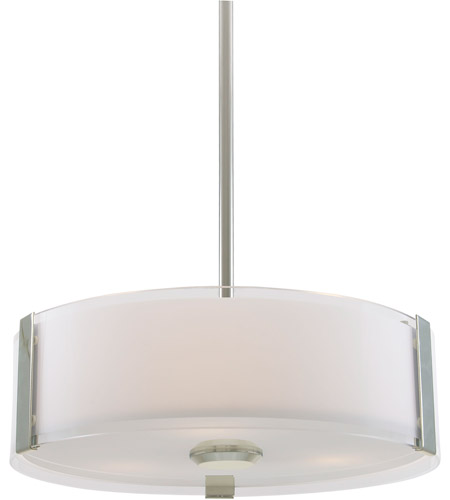 DVI DVP14506SN-SSOP Zurich 3 Light 16 Inch Satin Nickel