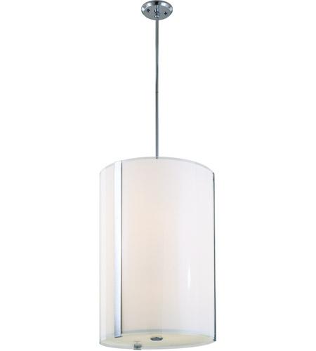 Zurich 6 Light 18 Inch Satin Nickel Foyer Pendant Ceiling