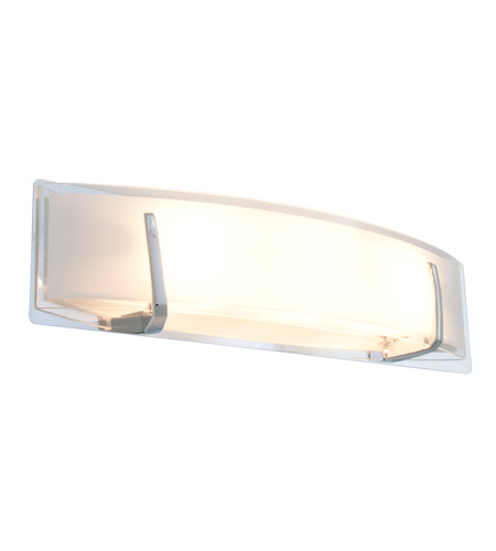 DVI Chrome Hyperion Bathroom Vanity Lights