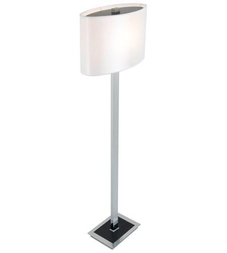 Esplanade 21 inch 150 watt chrome nickel floor lamp for 150 watt floor lamp