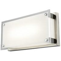 DVI DVP10391BN-SSW Helios LED 12 inch Buffed Nickel ADA Wall Sconce Wall Light