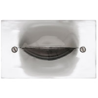 DVI DVP10707CH Terra Nova 1 watt Chrome Outdoor Steplight