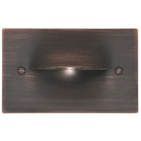 DVI DVP10707ORB Terra Nova 1 watt Oil Rubbed Bronze Outdoor Steplight