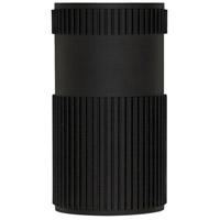 DVI DVP115008BK Summerside 1 Light 8 inch Matte Black Outdoor Sconce