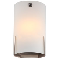 Kingston LED 7 inch Satin Nickel ADA Wall Sconce Wall Light