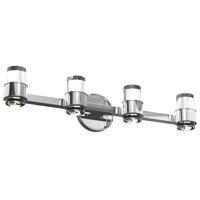 DVI DVP16244CH-CL Osprey LED 27 inch Chrome Vanity Wall Light