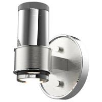 DVI DVP16299BN/CH-CL Osprey LED 5 inch Buffed Nickel and Chrome Wall Sconce Wall Light