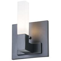 DVI DVP17001CH-OP Winter Garden 1 Light Chrome Wall Sconce Wall Light