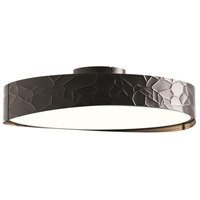 DVI DVP18298GR-OP Seville LED 23 inch Graphite Semi Flush Mount Ceiling Light