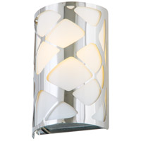 Argonaut 1 Light Chrome Wall Sconce Wall Light