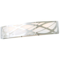 Argonaut 3 Light 24 inch Chrome Vanity Light Wall Light