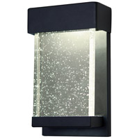 DVI DVP23970BK-SDY Nieuport LED 8 inch Black Outdoor Wall Mount