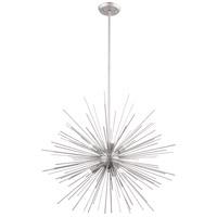 DVI DVP26020SS Starburst LED 26 inch Stainless Steel Pendant Ceiling Light