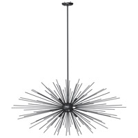 DVI DVP26092GR Starburst LED 48 inch Graphite Linear Pendant Ceiling Light
